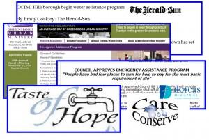 Collage of Affordabilty Program Images