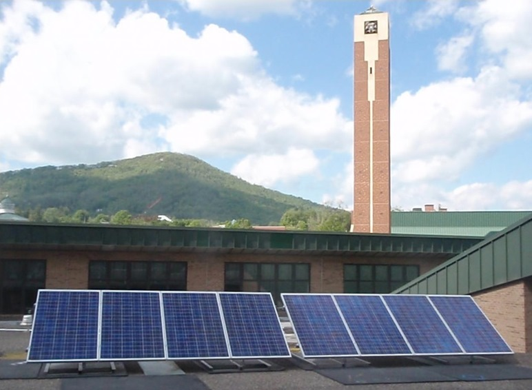 Funding Solar Pv Installations On College Campuses Appalachian