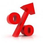 Rising rates image