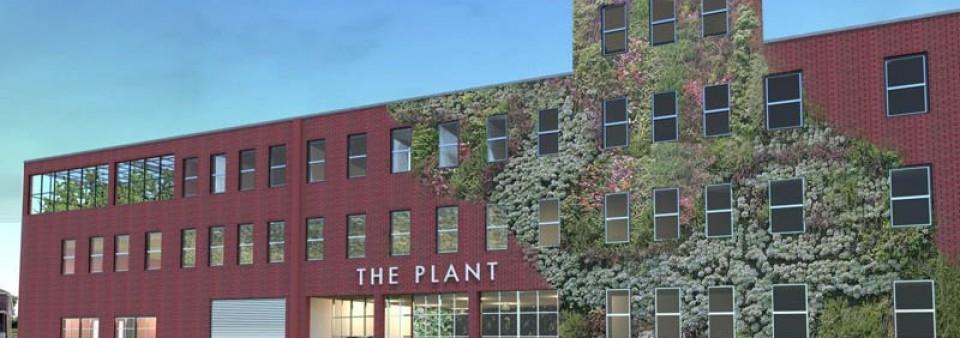 The-Plant Building-Rendering