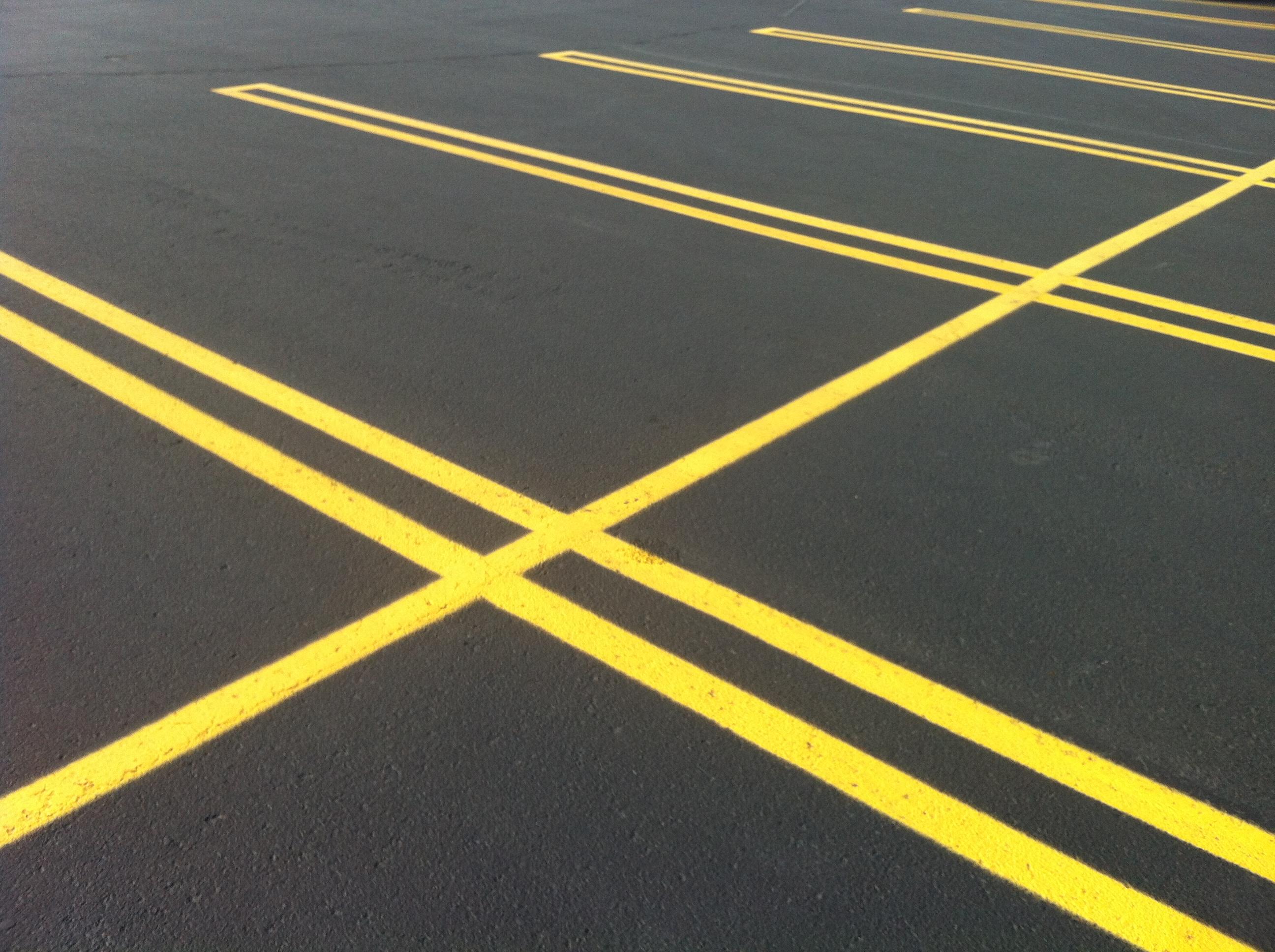A Green Infrastructure Parking Lot