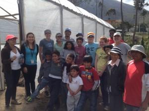 Quito service project