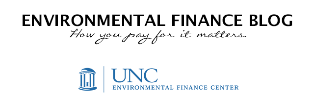 Environmental Finance Blog