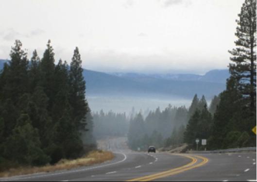 Photo Courtesy of Julie Ruiz, Northern Sierra Air Quality Management District