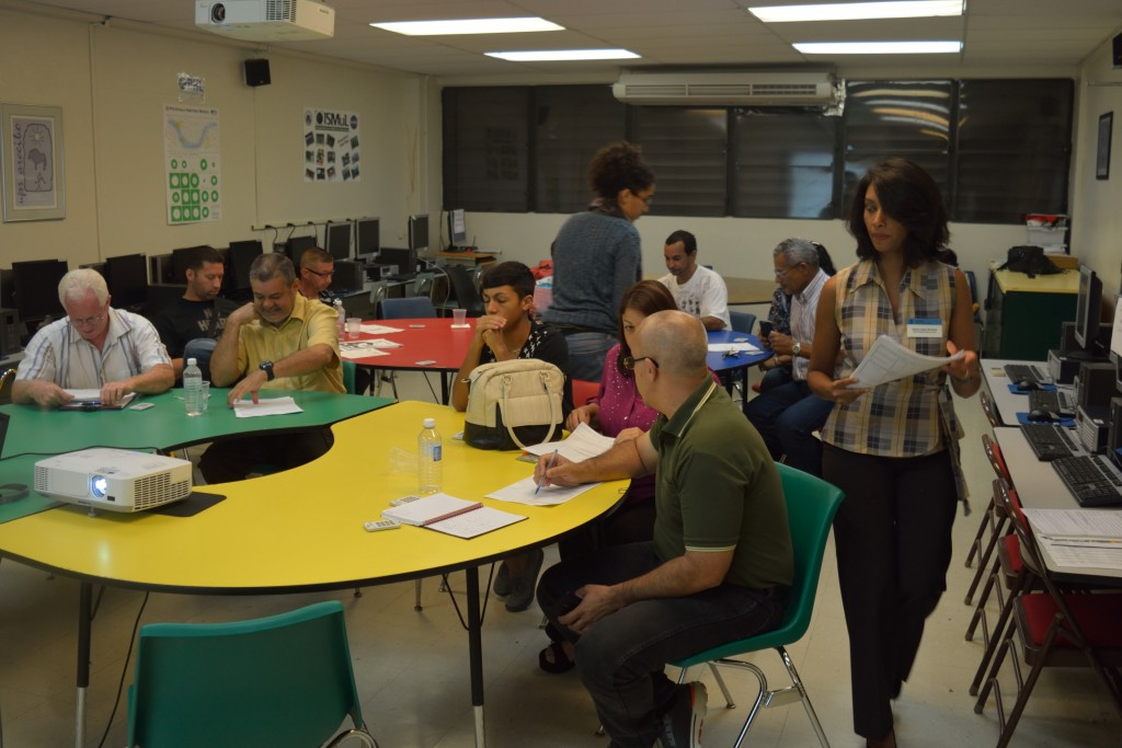 Puerto Rico Workshop1