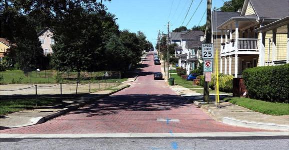 Permeable Street